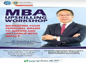 MBA UPSKILLING WORKSHOP