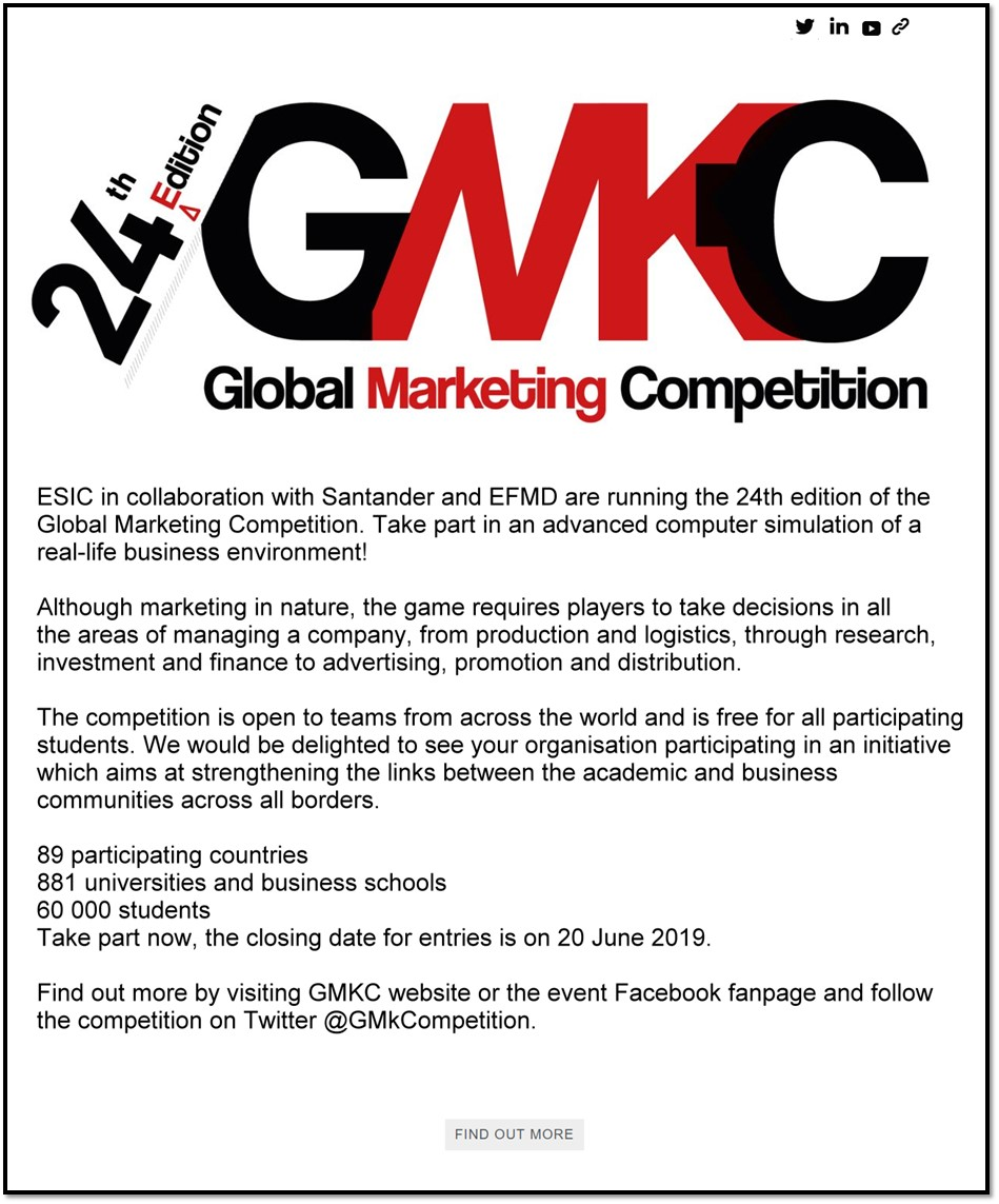 ? Free Marketing Competition for Students