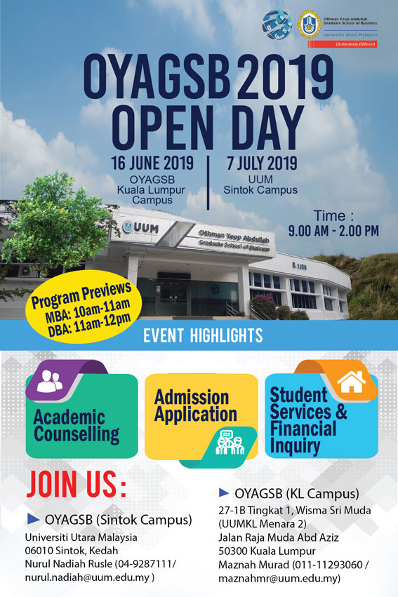 OPEN DAY Poster small