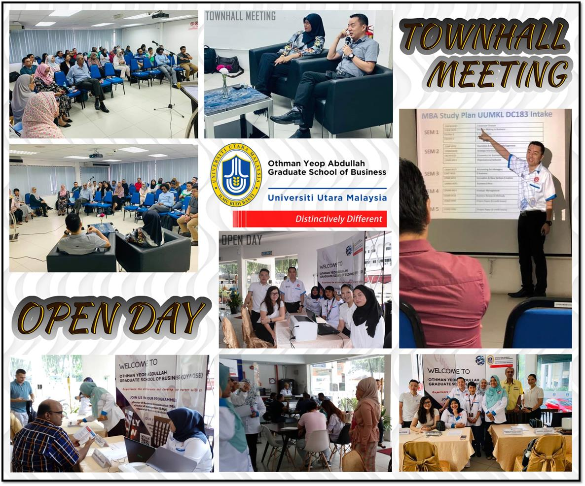 OYAGSB Kuala Lumpur Town Hall Meeting And Open Day 2019